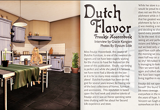 Dutch Flavor - Royal Living Magazine