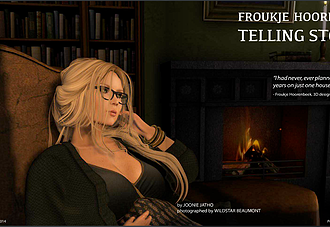 Froukje Hoorenbeek- Telling Stories