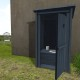 Second Life Outhouse