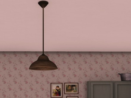 copper-ceiling-lamp