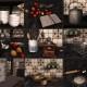 Second Life Kitchen details