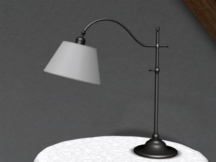 second life lamp