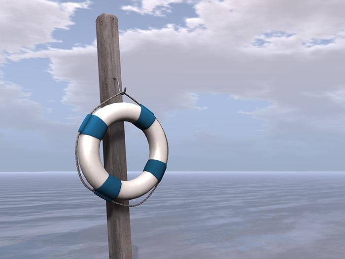 Second Life Lifebuoy Dutchie SL