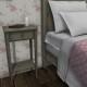 mesh-bedside-table
