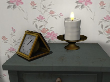 mesh-candle-holder