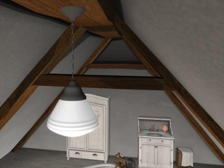 mesh-ceiling-lamp-light