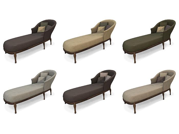 Mesh chaise colors 700 dutchie sl for Chaises design colorees