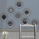mesh decorative plates