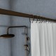 Second Life shower curtain
