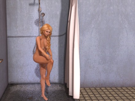 mesh-copper-vintage-shower