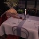 Second Life bistro table asleep