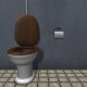 Second Life toilet