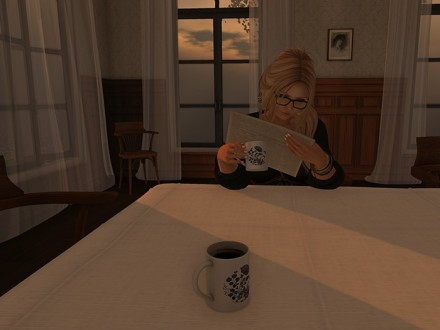 second life freebie coffee mug