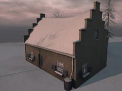 snowroof addon polder cottages
