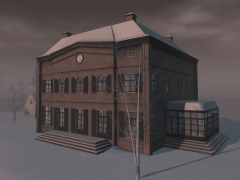 snowroof mansion utrecht