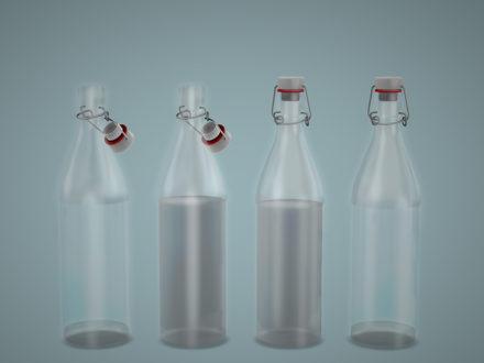 Dutchie-3D-Design-mesh-glass-water-bottle